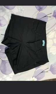 2XL Comfy Black Shorts