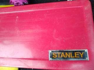Stanley 43-pcs 1/2 Drive Socket Set