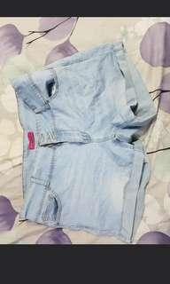 2XL Plus Size Jeans Shorts