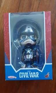 Captain America Bobble Head Figurine