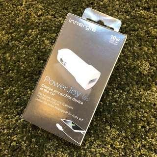 🚚 【Innergie】PowerJoy Go Pro 10瓦 單USB極速車充 2.1A點煙器充電