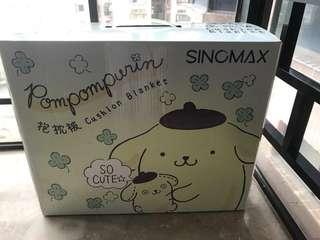 全新Sinomax 抱被枕.