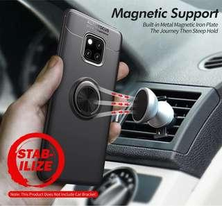 🚚 Instock Huawei Mate 20 Pro Case with iring new style