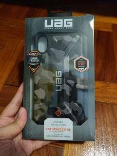 Urban armor gear pathfinder SE camo iphone XS Max