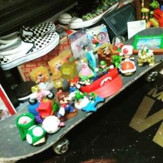 Super mario mcd collections