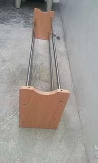 Expandable Stackable shoe rack
