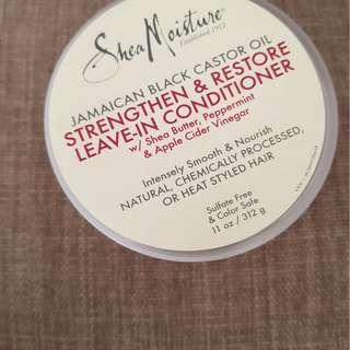 Strengthen and Restore Leave- In Conditioner