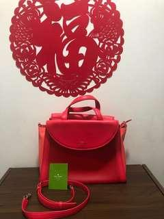 Kate Spade (almost new) for CNY !