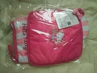 🚚 全新 Hello Kitty 甜心隔熱手套組