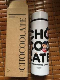 chocoolate x 櫻桃小丸子 水樽