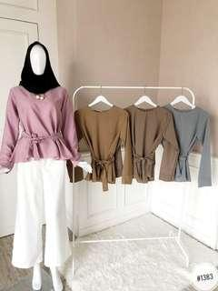 godiva korean top *ready new colour *