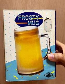 BNIB Tall Plastic Frosty Mug