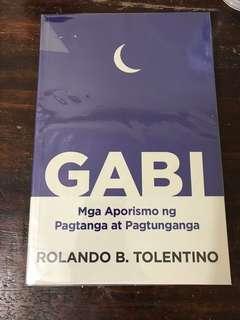 Araw: Mga Aporismo ng Pagkautal at Pagkaulol, Gabi: Mga Aporismo ng Pagtanga at Pagtunganga