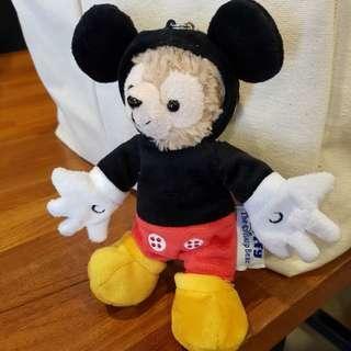 🚚 Disney達菲吊飾玩偶