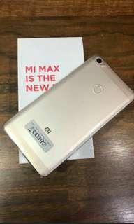 Mi max 3gb/32gb