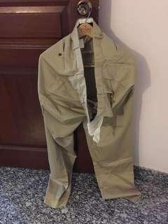 BNWT Polo Ralph Lauren size 38L pants in beige, black, brown