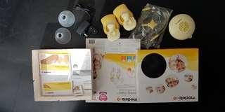 Swing Maxi Double Electric Breastpump + FREE NEW ITEMS