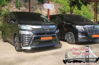Car Rental Services With (Private) Driver Start From S$50 (BATAM)