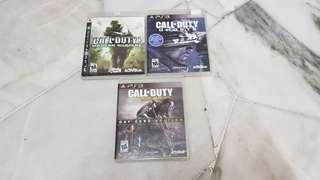 PS3 Call of duty pack
