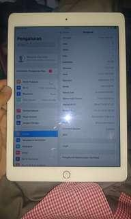 Ipad air 2 16gb celullar 4g wifi fullset