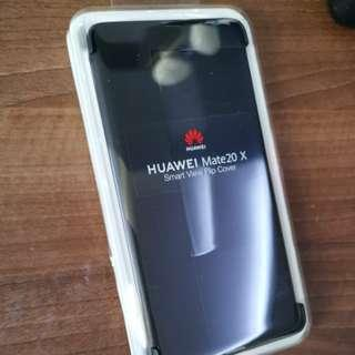 Huawei mate 20x smart view flip cover