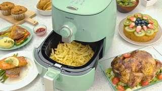 Philips Air Fryer Twin Turbo Star
