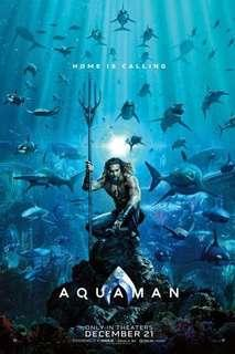 Aquaman Original Poster
