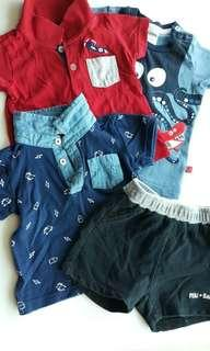 Original MIKI Baby Outfits