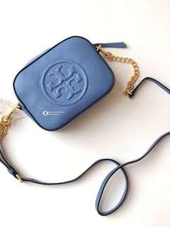 Tory Burch Limited Edition Crossbody - blue
