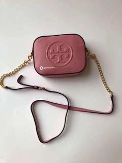 Tory Burch Limited Edition Crossbody- pink