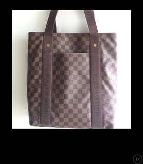 AUTHENTIC Preloved LOUIS VUITTON Monogram Cabas Beaubourg Tote Bag c7f5edc5bb8b1