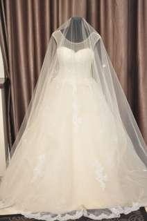 2nd Hand Wedding Gown