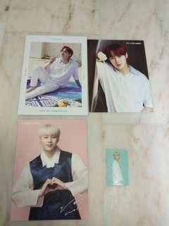 Ha Sung Woon Wanna One Season's greeting and Summer package set