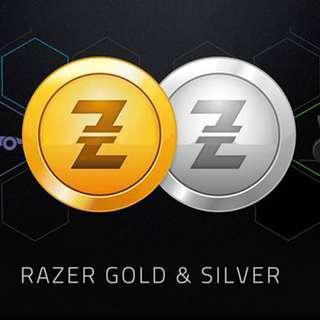 🚚 Razer Gold MOL [All Regions]