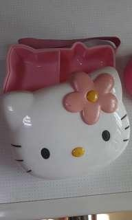 Hello Kitty Lunchbox and cup