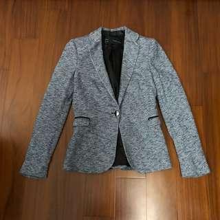 Zara 合身西裝外套 XS
