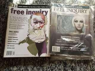 Free Inquiry: Celebrating reason and humanity