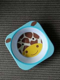 Skip Hop Zoo Bowl Giraffe