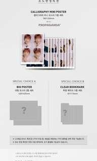 [ORDERED//SHARE] WANNA ONE PHOTO ESSAY