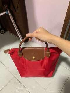 Longchamp Bag (mini size), bought from SOGO