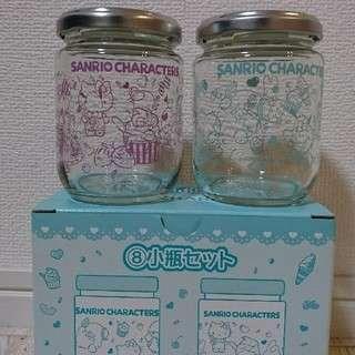 Sanrio 一番賞 玻璃樽 糖果樽