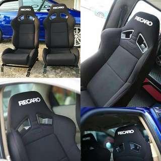 Recaro Car Seat! SR7