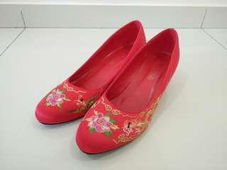 Chinese Wedding Shoes #CNY888