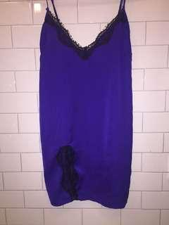 Urban Outfitters Out from Under purple Slip dress