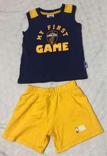 NBA Cavaliers Outfit