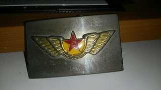 中國空軍帶扣