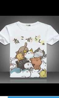 [INSTOCK] Japanese Kittens Shirt