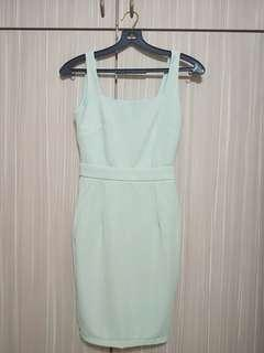 Lara j Bare Back Long Dress