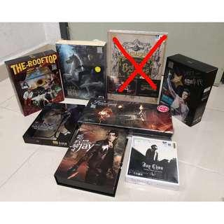 Jay Chou Collectible Albums