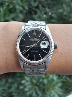 Rolex Datejust 16014 Omega Seiko